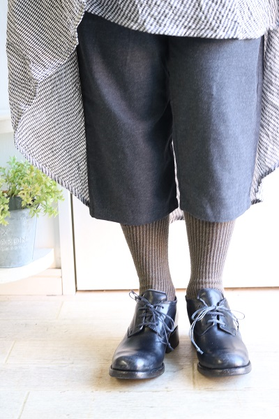 画像1: nachukara コットンペチパンツ 3色