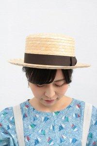 humming bird ヤシブロードカンカン帽