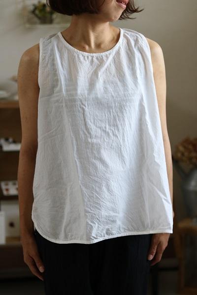 画像1: nachukara コットンAラインシャツ 3色