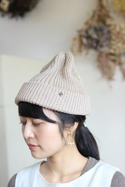 画像1: sleep slope  3種の柄のニット帽 4色