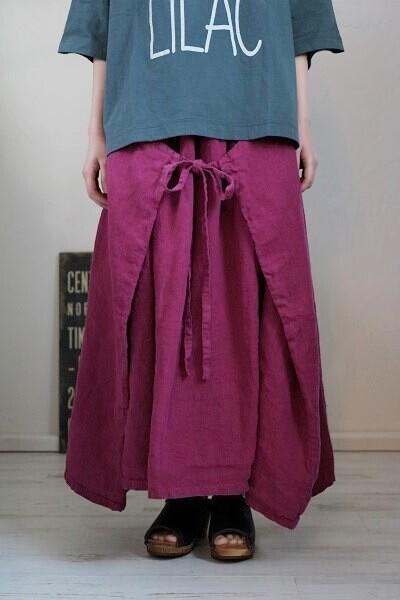 画像1: tumugu マルチ2WAYスカート