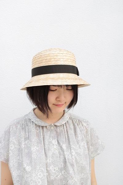 画像1: humming bird ヤシブロードクロシェ帽