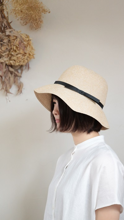 画像2: Horn Please Styleリネンブレード帽子 2色