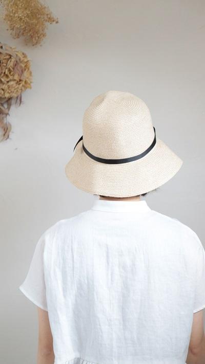 画像3: Horn Please Styleリネンブレード帽子 2色